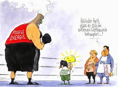"""Abb. 1: """"Höchste Zeit, dass er sich im offenen Wettbewerb behauptet…""""("""